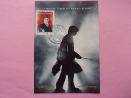 Carte Postale Fête Du Timbre Harry Potter And The Goblet Of Fire  HARRY POTTER Et La Coupe De Feu C 1627 - Bandes Dessinées