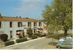 Mauléon Hôtel De La Terrasse Voitures - Mauleon