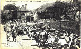 Carte POSTALE  Ancienne De CHALONS Sur MARNE - Bombardé (1914/1918) - Châlons-sur-Marne