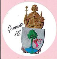 Sticker - Gemeente AS - Stickers