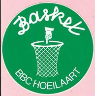 Sticker - Basket - BBC HOEILAART - Stickers