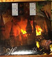 Hogwarts School   Harry Potter. Feuillet Neuf ** De  26 X 25 Cm , From SINGAPORE. UNIQUE ! - Cinéma