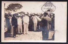 PHOTOCARD LUANDA - ANGOLA - 1932 - PORTUGUESE COLONIE - OFFICIAL VISIT - Angola