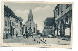 Diemeringen Mairie Et Eglise - Diemeringen