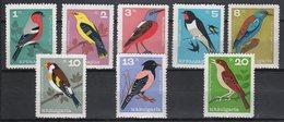 Collection Of Birds! Bulgaria 1962. Animals / Birds Nice Set (Mi.: 12 EUR) MNH (**) - Autres