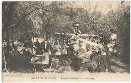 MAXEVILLE-NANCY (54) – Brasserie Michaut. Le Sauvoy. Editeur Gedovius, Nancy. - Maxeville
