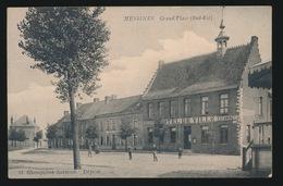 MESSINES  GRAND'PLACE  ( HOTEL DE VILLE ESTAMINET ) - Messines - Mesen