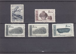 CHINA  STAMPS *  1954 - Neufs
