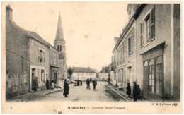 36 ARDENTES - Quartier Saint-Vincent - Autres Communes