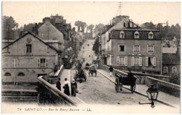 50 SAINT-LO - Rue De Bourg-Buisson - Saint Lo