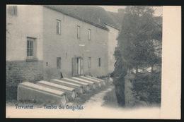 TERVUREN TOMBES DES CONGOLAIS - Tervuren