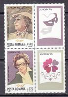 Romania MNH Michel Nr 5174/75 From 1996 /  Catw 6.00 EUR - 1948-.... Republics