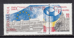 Romania MNH Michel Nr 5409 From 1999 /  Catw 1.00 EUR - 1948-.... Republics