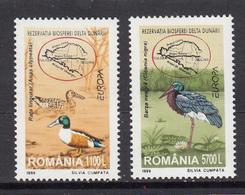 Romania MNH Michel Nr 5414/15 From 1999 /  Catw 2.00 EUR - 1948-.... Republieken