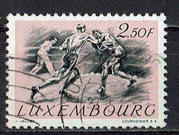 Luxemburg 1952 O - Usati