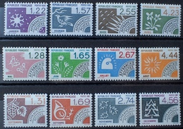 R1615/1582 - 1985/1582 - LES MOIS DE L'ANNEE - SERIE COMPLETE - N°186 à 197 NEUFS** - 1989-....
