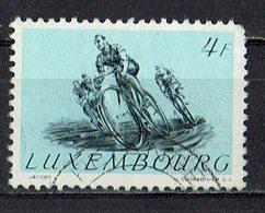 Luxemburg 1952 O Ecke ! - Usati