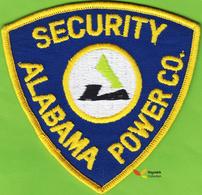 Voyo USA ALABAMA POWER Co. Security  Patch - Blazoenen (textiel)