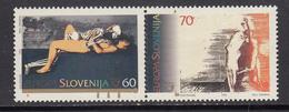 Slovenia MNH Michel Nr 110/11 From 1995 / Catw 4.50 EUR - Slovenië