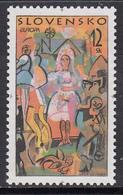 Slovakia MNH Michel Nr 309 From 1998 / Catw 1.50 EUR - Slowakije