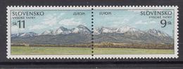 Slovakia MNH Michel Nr 337/38 From 1999 / Catw 2.00 EUR - Slowakije
