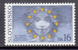 Slovakia MNH Michel Nr 339 From 1999 / Catw 1.50 EUR - Unused Stamps