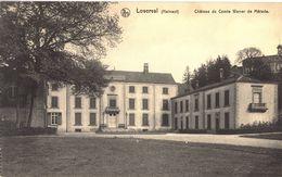 Belgie - Belgique - Loverval - Châtaeu Du Comte De Mérode - Gerpinnes