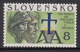 Czech Republic MNH Michel Nr 11 From 1993 / Catw 1.00 EUR - Ongebruikt