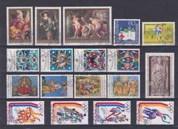 Liechtenstein Kleine Verzameling Gestempeld, Zeer Mooi Lot K1059 - Timbres