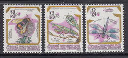 Czech Republic MNH Michel Nr 73/75 From 1995 / Catw 2.00 EUR - Ongebruikt