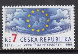 Czech Republic MNH Michel Nr 213 From 1999 / Catw 1.00 EUR - Czech Republic