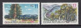 Czech Republic MNH Michel Nr 215/16 From 1999 / Catw 2.00 EUR - Ongebruikt