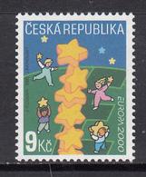Czech Republic MNH Michel Nr 256 From 2000 / Catw 1.00 EUR - Tsjechië