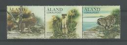 Aland 2017 Forest Mamals  Strip    ** - Aland