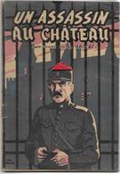 Un Assassin Au Château Par Anicot ( Pseudonyme De Pierre Boileau ) - Livres, BD, Revues