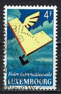 Luxemburg 1954 O - Usati