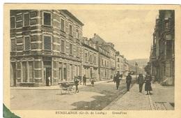 Rumelange Grand-Rue.(P.Houstraas) Etat. - Postales