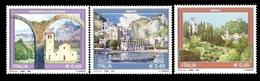 2005 - ITALIA / ITALY - TURISMO / TOURISM - SET COMPLETO / COMPLETE SET. MNH - 6. 1946-.. República