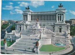 Cartolina. Italia. Roma. Altare Della Patria. Condizioni Medie - Kastelen