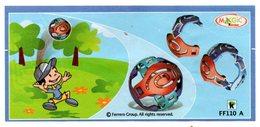 BPZ150 France Ref : FF110A Série Balles - Notices
