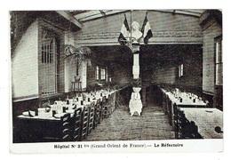 31 HAUTE GARONNE TOULOUSE HOPITAL N° 31 BIS Grand Orient De France Le Réfectoire Théme Franc Maçonnerie - Toulouse