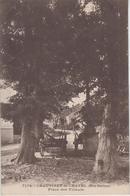 CPA Chauvirey-le-Chatel - Place Des Tilleuls - Autres Communes
