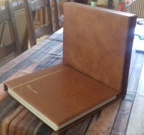 Album Cartes Postales Grand Format - Materiales
