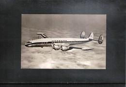 Aviation 4 Lufthansa  Lockheed Super Constellation  Interesting Photo - Aviation