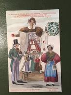 Le Montreur De Reliques Ardennaises , 1830-1840 - Francia