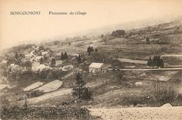 Borgoumont : Panorama Du Village - Stoumont