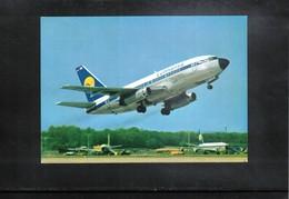 Aviation 8 Lufthansa  Boeing 737 City Jet  Interesting Photo - Aviazione