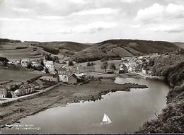 Bavigne Sur Lac ( Gr.D.Luxembg ) Photo Véritable  -  Philippe Heirand , Photogr.Mersch  2 Scans - Cartes Postales