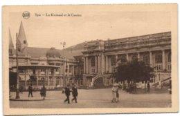 Spa - Le Kursaal Et Le Casino - Spa