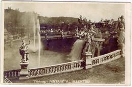 TORINO FONTANE AL VALENTINO SCIUTTO 645 - Parcs & Jardins